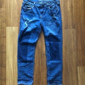 Old Navy Distress  Boyfriend Jeans